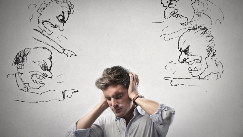 Systemisk opstilling ændrede kritiske indre stemmer