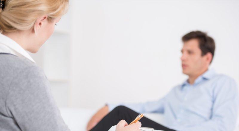 Ofte stillede spørgsmål ved start i terapi